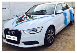Open Car Rental for Marriage, Wedding Car Decoration Delhi ...
